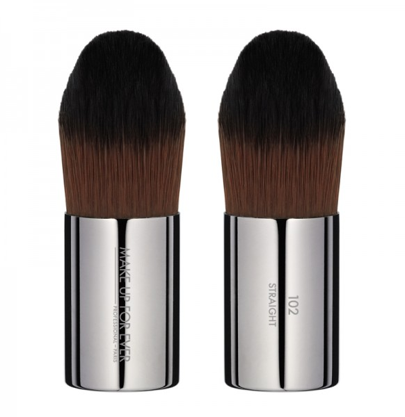 MAKE UP FOR EVER Foundation Kabuki Brush - 102 Small
