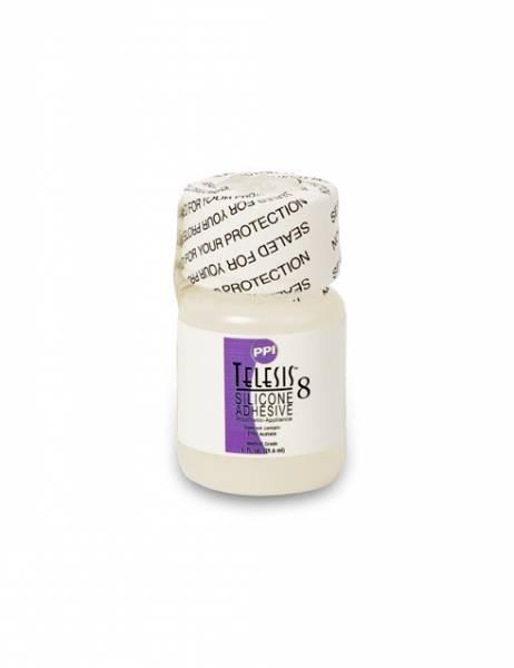 Telesis 8 Silicone Adhesive 1oz