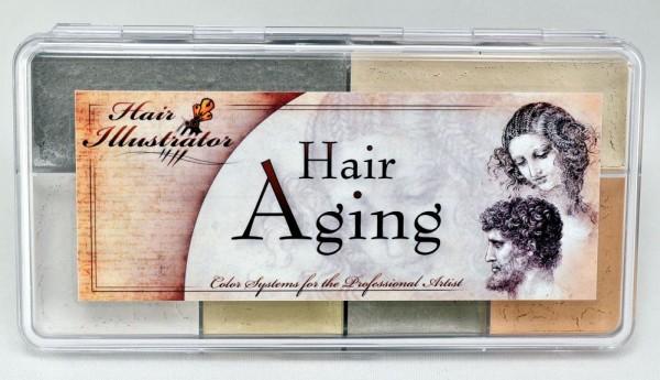 """Skin Illustrator Palette """"Hair Aging"""""""