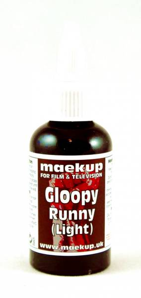 maekup - Gloopy Runny Blood Light 30ml