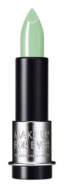 MAKE UP FOR EVER Artist Rouge Creme Lipstick - C 601 - Peackock Green