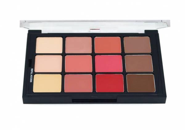 Ben Nye Studio Color Palette - Blush & Contours STP-11