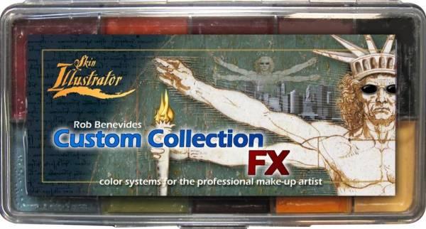 "Skin Illustrator Palette ""NYU Custom Collection FX"""