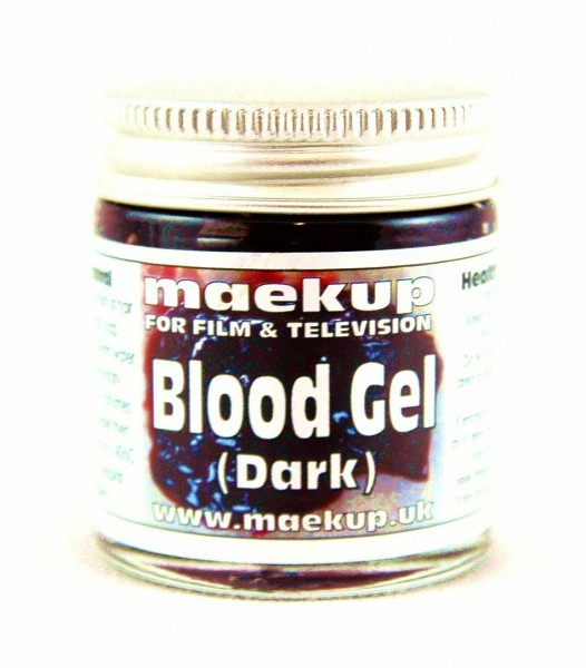maekup - Blood Gel 1 - Dark - 60ml