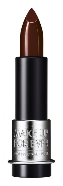 MAKE UP FOR EVER Artist Rouge Creme Lipstick - C 407 - Black Red