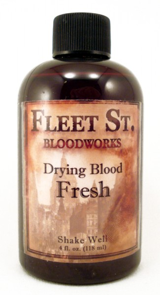 Skin Illustrator Fleet St. Drying Blood Fresh 4oz