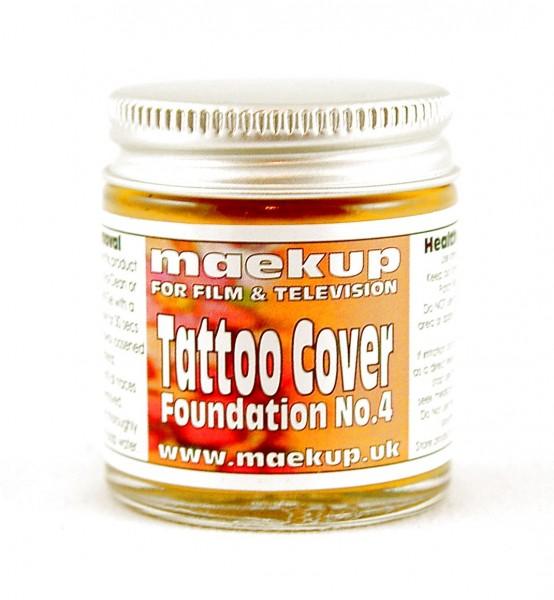 maekup - Tattoo Cover Foundation- No.4