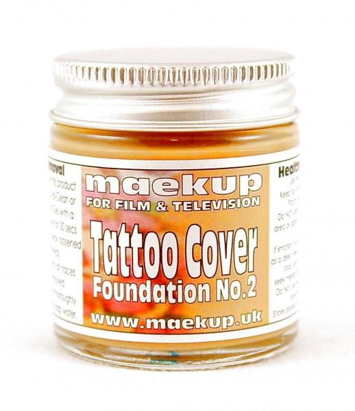 maekup - Tattoo Cover Foundation- No.2