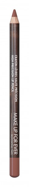 MAKE UP FOR EVER High Precision Lip Pencil - Dark Brown - N14