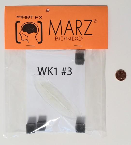 [sm]ART FX MARZ Bondo - 7,5cm Straight Cut - WK1 #3