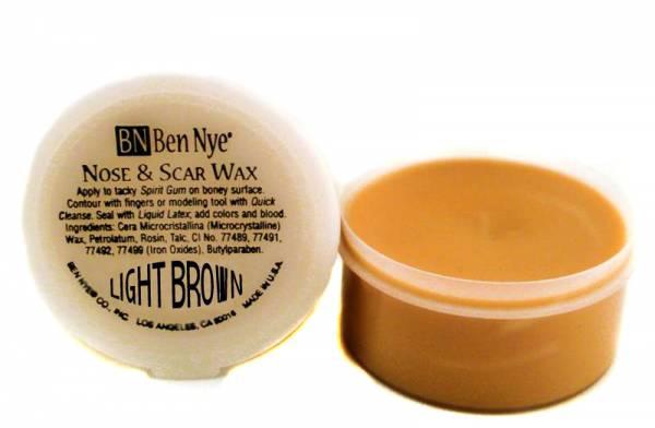BEN NYE - Nose & Scar Wax - Light Brown 2.5oz