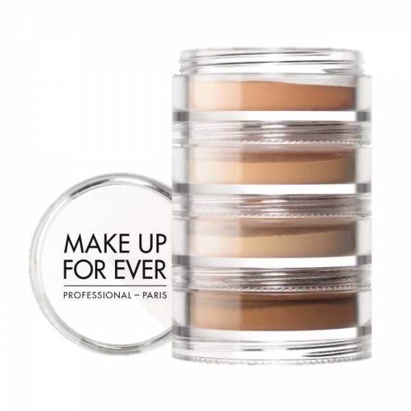 MAKE UP FOR EVER - MULTI LOOSE POWDER - Dark Tones
