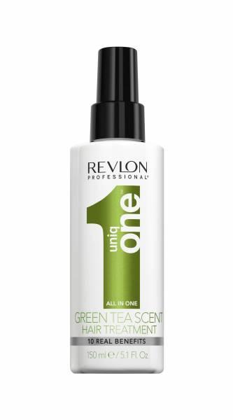 Revlon uniq one Hair Treatment - Green Tea Scent - 150ml