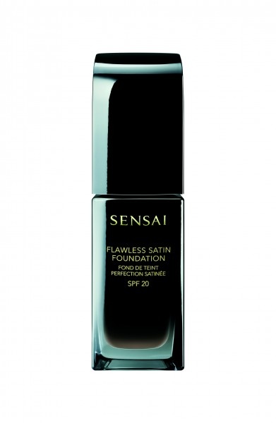 SENSAI FLAWLESS SATIN FOUNDATIONS