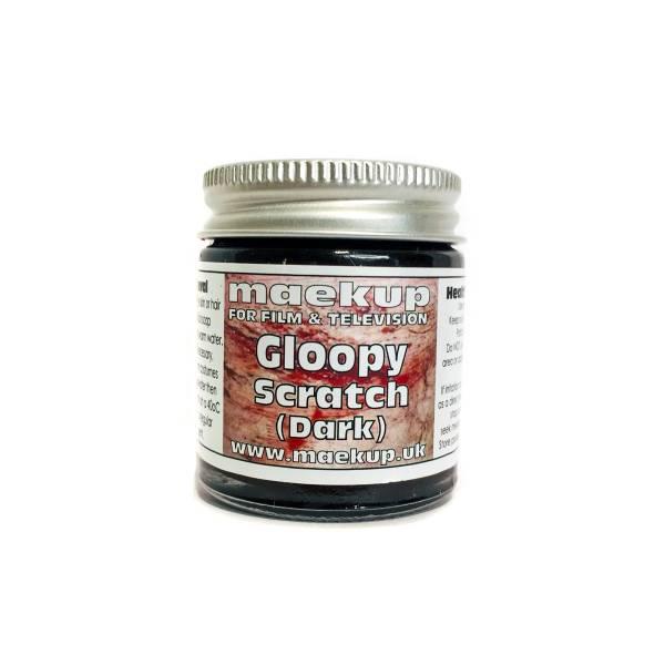 maekup - Gloopy Scratch Blood (Dark) 30g