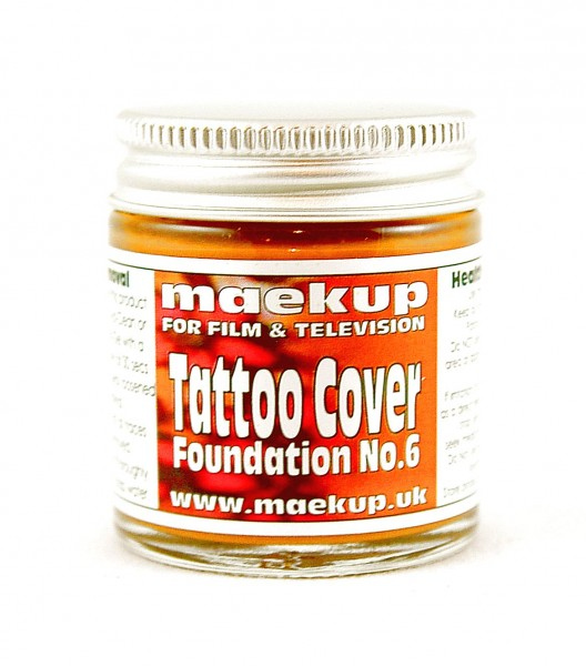 maekup - Tattoo Cover Foundation- No.6