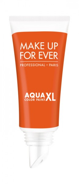 MAKE UP FOR EVER Aqua XL Color Paint - Matte Orange M-70