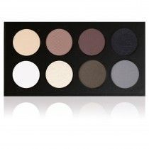 "BACKSTAGE MAKE-UP EyeShadow Profi-Palette ""NUDE"" (8er)"