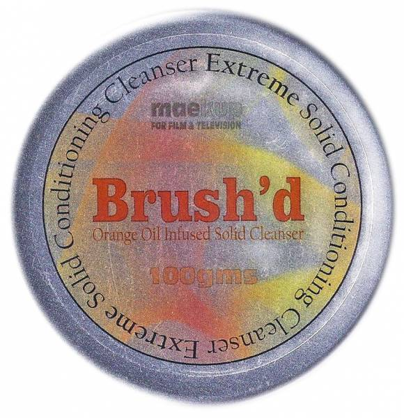 maekup - Brush´d Orange