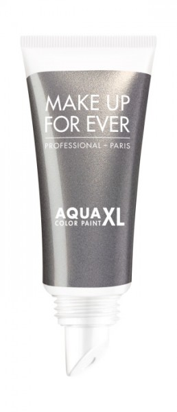 MAKE UP FOR EVER Aqua XL Color Paint - Iridescent Steel Grey I-12