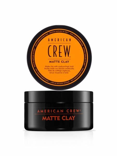 American Crew Matte Clay - 85g