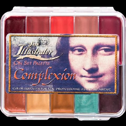 """Skin Illustrator On Set Palette """"Complexion"""""""