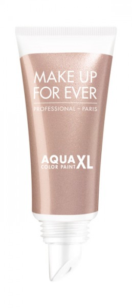 MAKE UP FOR EVER Aqua XL Color Paint - Iridescent Pink Beige I-80