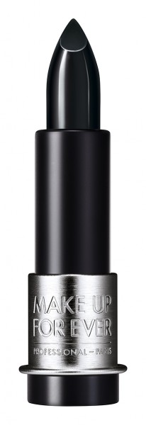 MAKE UP FOR EVER Artist Rouge Creme Lipstick - C 604 - Black