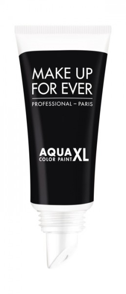 MAKE UP FOR EVER Aqua XL Color Paint - Matte Black M-10