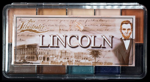 "Skin Illustrator Palette ""Lincoln"""