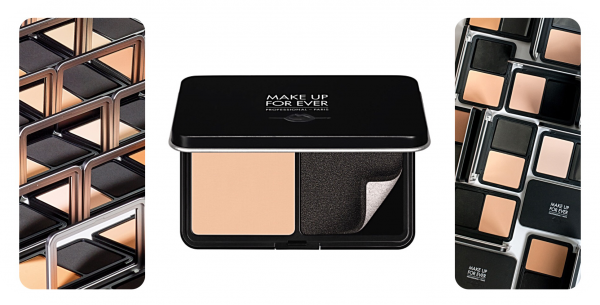 MAKE UP FOR EVER - MATTE VELVET SKIN POWDER FOUNDATION Refill