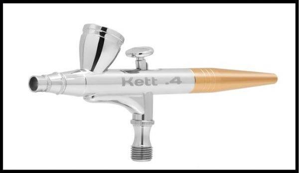 KETT COSMETICS Airbrush Pistole .4mm