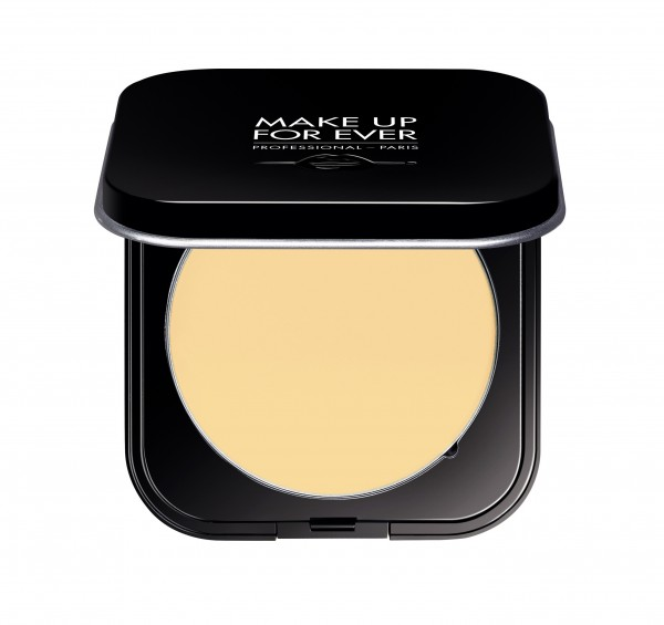 MAKE UP FOR EVER Ultra HD Pressed Powder 02 Banana 2g