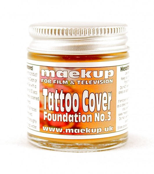 maekup - Tattoo Cover Foundation- No.3