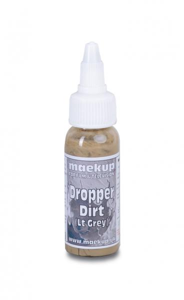 maekup - Dropper Dirt - Light Grey - 30ml