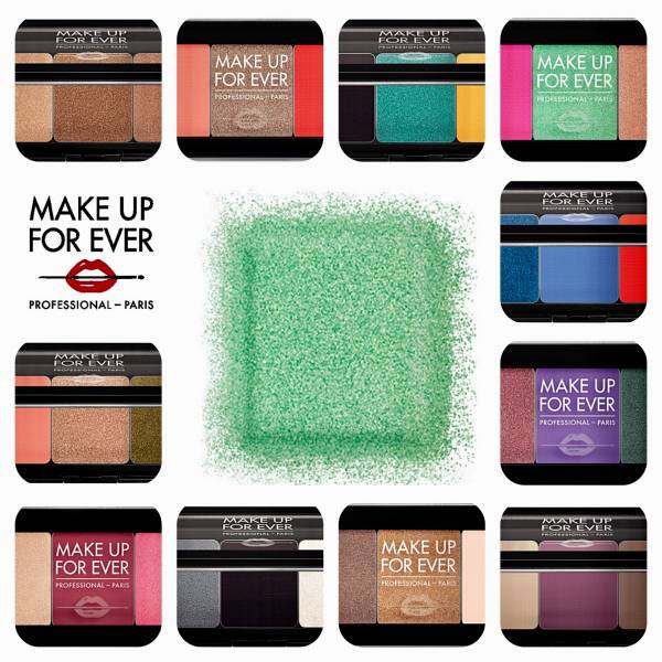 MAKE UP FOR EVER - ARTIST COLOR SHADOW REFILLS