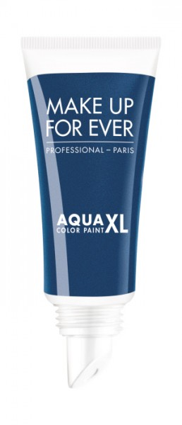 MAKE UP FOR EVER Aqua XL Color Paint - Lustrous Dark Blue L-22