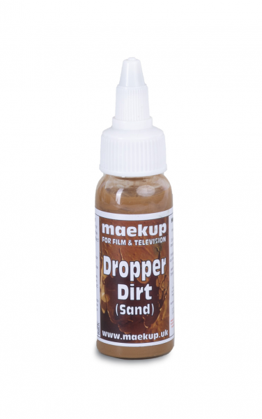 maekup - Dropper Dirt - Sand - 30ml