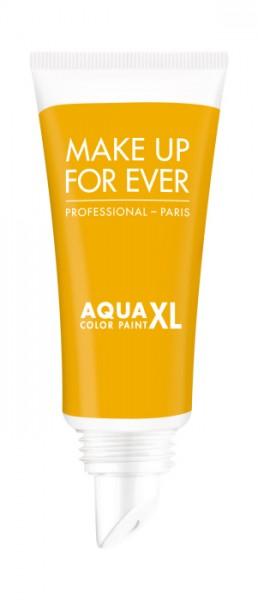 MAKE UP FOR EVER Aqua XL Color Paint - Matte Yellow M-40