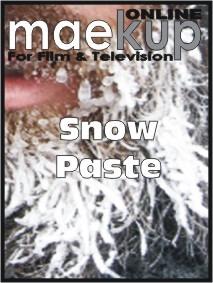 maekup - Snow Paste 120g