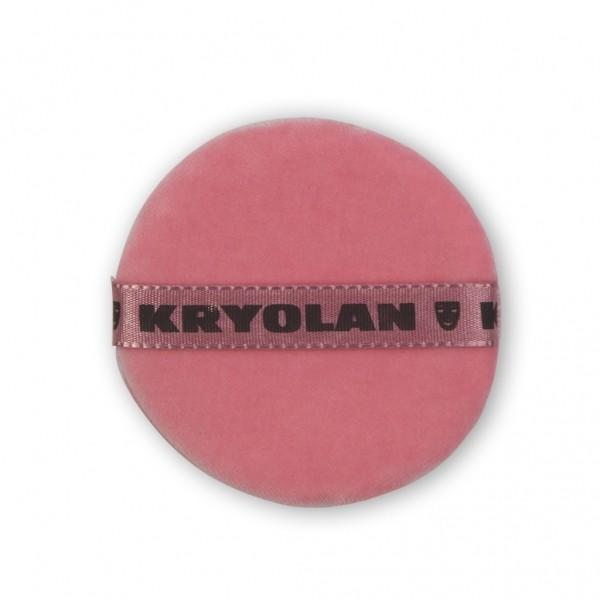 Kryolan Puderquaste rosa 8cm