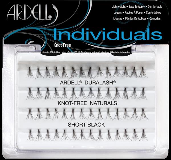 ARDELL Duralash Natural Individuals - Short Black