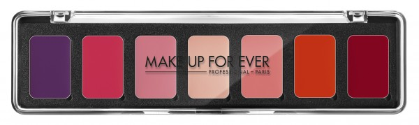 MAKE UP FOR EVER Artist Rouge 7 Lipstick Palette - H2