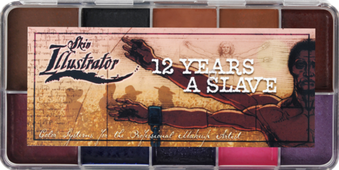 "Skin Illustrator Palette ""12 Years A Slave"""