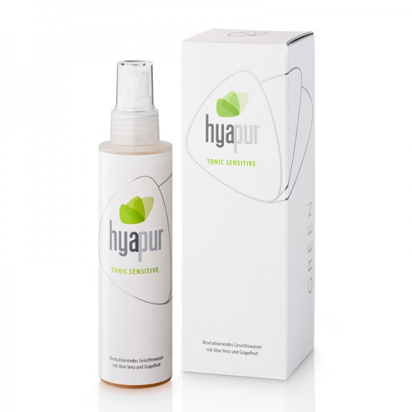 hyapur® GREEN Tonic Sensitive