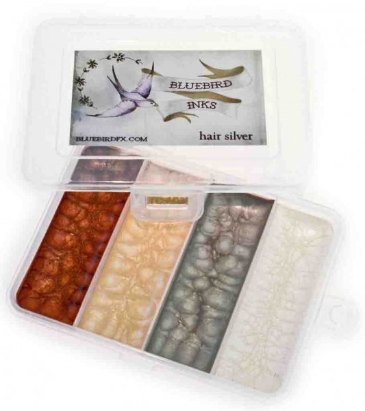 Allied FX Company - HAIR SILVER Palette