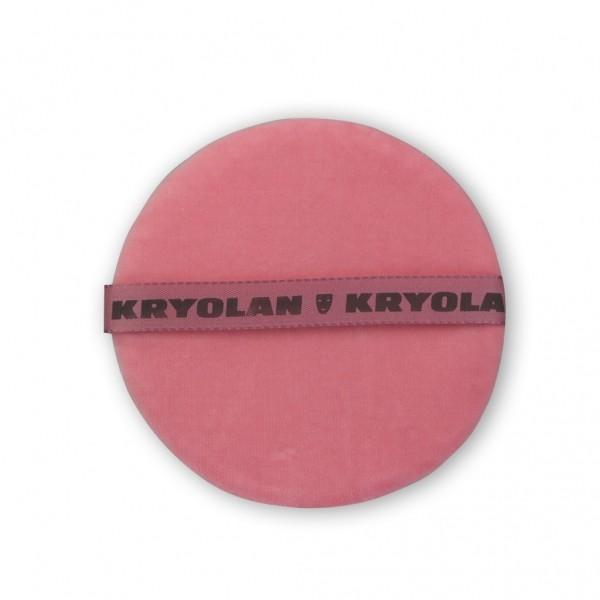 Kryolan Puderquaste rosa 12cm