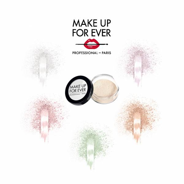 MAKE UP FOR EVER - Super Matte Loose Powder 10g