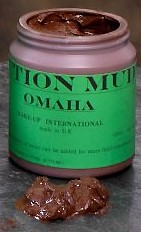 "Make up International Action Mud ""Omaha"" 100ml"