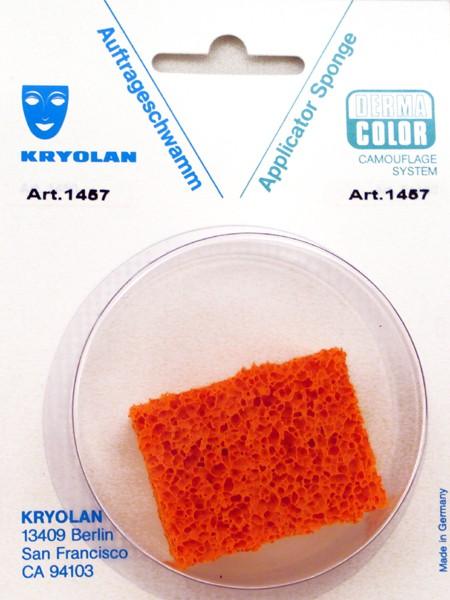 Kryolan Gummi-Porenschwamm